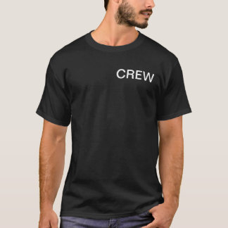 Production Crew Tshirts