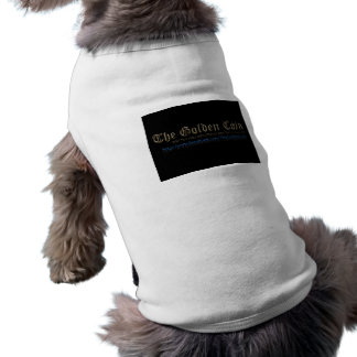 """Production Shot from """"The Golden Coin"""" Dog Clothing"""