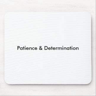 Products with encouraging saying mouse pad