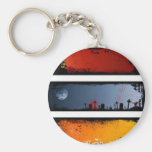 Products with Horror Theme Key Chains