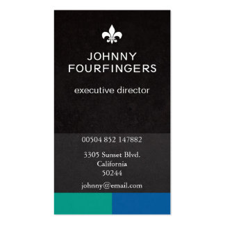 Profesional business card