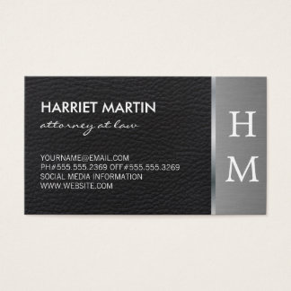 Professional Appointment Business Card