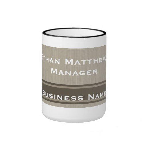 Professional Beige Brown Mugs