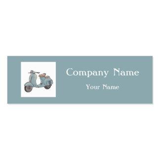 Professional Bike Mechanic business card
