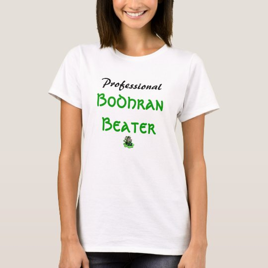 Professional, Bodhran Beater T-Shirt