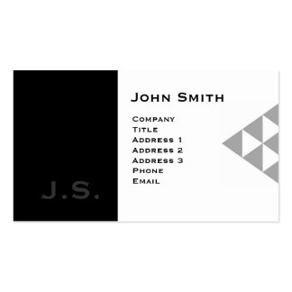 Professional Business Card 1