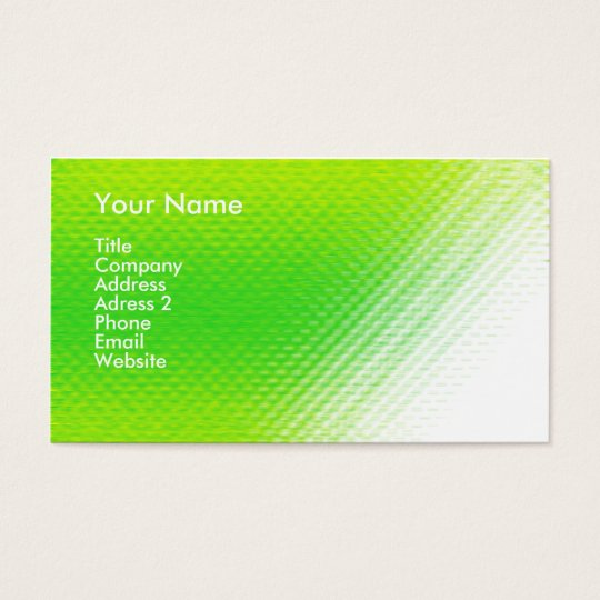 Professional Business Cards with Free Template