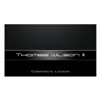 Professional Carbon Fiber Car Business Cards