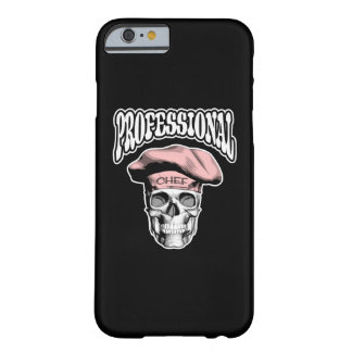 Professional Chef Skull v5 Barely There iPhone 6 Case