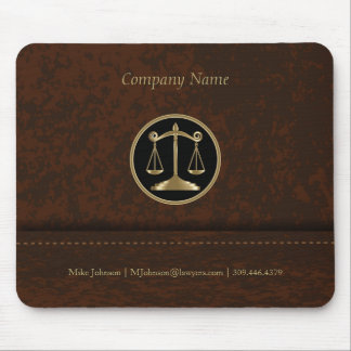 Professional Company Styled | Lawyers Mouse Mat