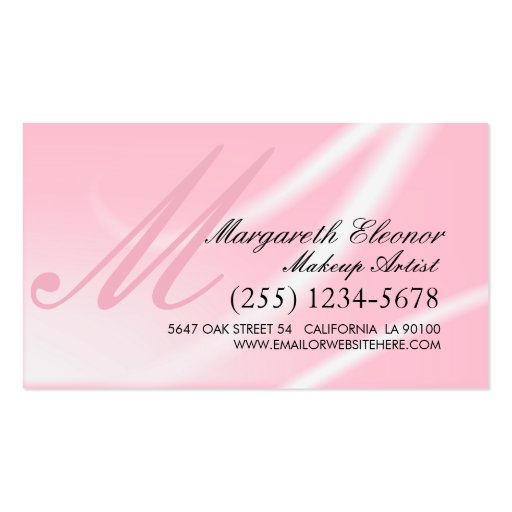 Cosmetology business cards idealstalist cosmetology business cards colourmoves