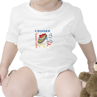 PROFESSIONAL CRUISER BABY BODYSUITS