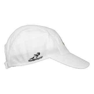 Professional Design Knit Performance Hat, White Hat