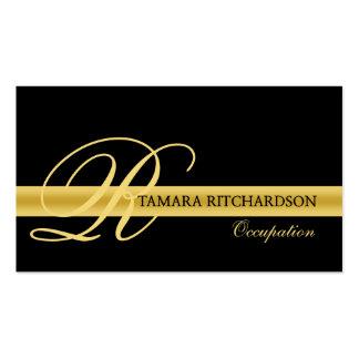 Professional elegant luxury business card design