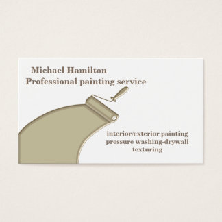 Professional elegant modern painting service