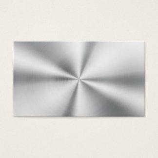 Professional Elegant Modern Plain Silver Metal