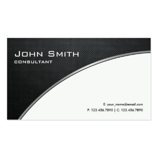 Professional Elegant Modern White Computer Repair Pack Of Standard Business Cards