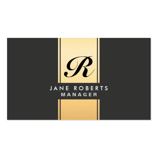 Professional elegant monogram cosmetologist gold business for Zazzle business cards review