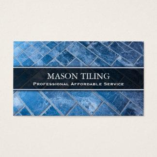 Tiler business cards business card printing zazzle uk for Tiler business card