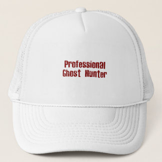 Professional Ghost Hunter Trucker Hat