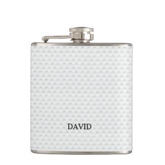 Professional Golf Ball Texture Flask