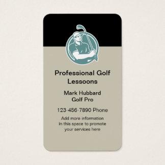 Professional Golf Theme