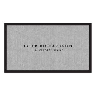 Professional Graduate Student Business Card