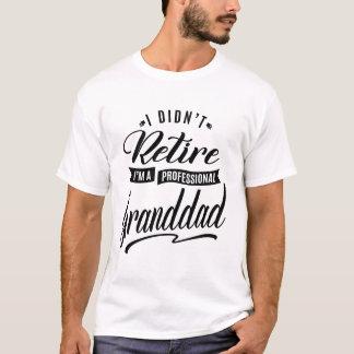 Professional Granddad T-Shirt