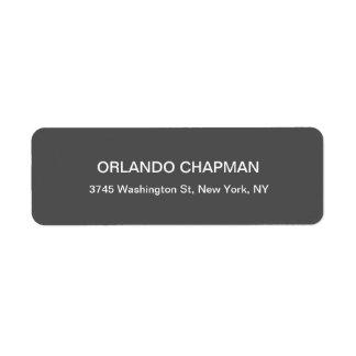 Professional Gray Background Modern Plain Elegant