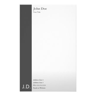 professional greys stationery paper