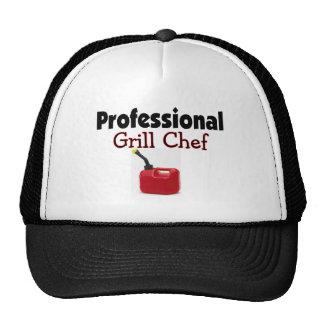 Professional Grill chef Cap