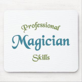 Professional Magician skills Mouse Mat
