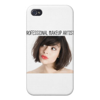 Professional Makeup Artist iPhone 4/4S Case