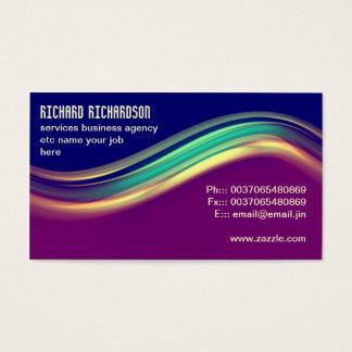 professional modern business card design