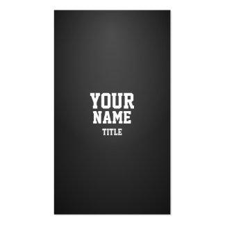 Professional Modern Dense Pack Of Standard Business Cards