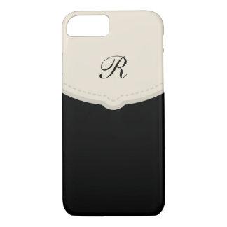 Professional Monogram Style iPhone 7 Case