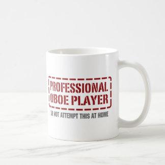 Professional Oboe Player Coffee Mug