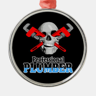 Professional Plumber Christmas Ornament