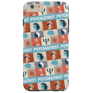 Professional Psychiatrist Iconic Designed Tough iPhone 6 Plus Case