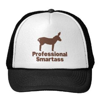 Professional Smartass Mesh Hat