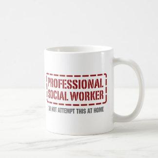 Professional Social Worker Coffee Mugs