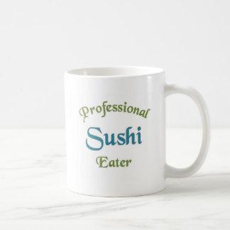 Professional Sushi Eater Coffee Mug