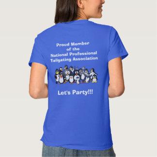 Professional Tailgater -- Fun Women's T-shirt