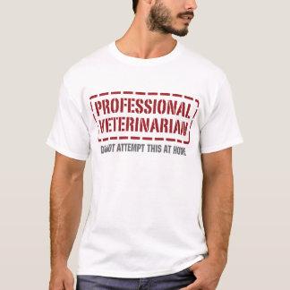 Professional Veterinarian T-Shirt