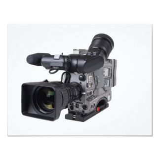 professional video camera card