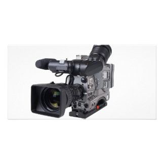 professional video camera photo cards