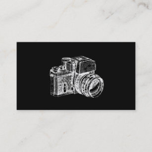 Vintage photography business cards zazzle uk professional vintage photography business card reheart Choice Image