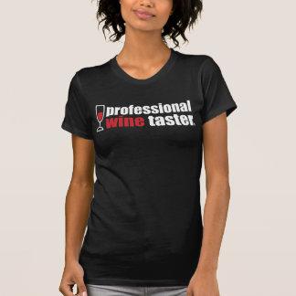 Professional Wine Taster Tshirt