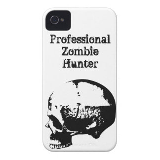 Professional Zombie Hunter iPhone 4 & 4s Cover