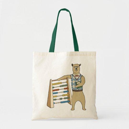 Professor Bear Bag